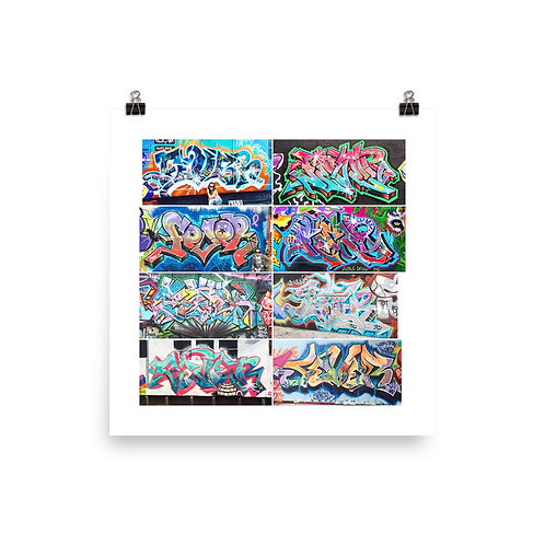 Fever Graffiti Highlights - Print