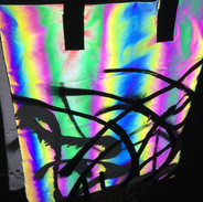 Holographic Totebags
