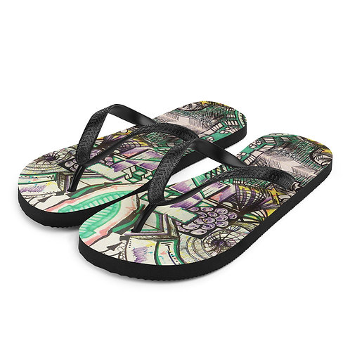 All About the Creation Flip-Flops