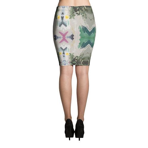 Ostara Pencil Skirt