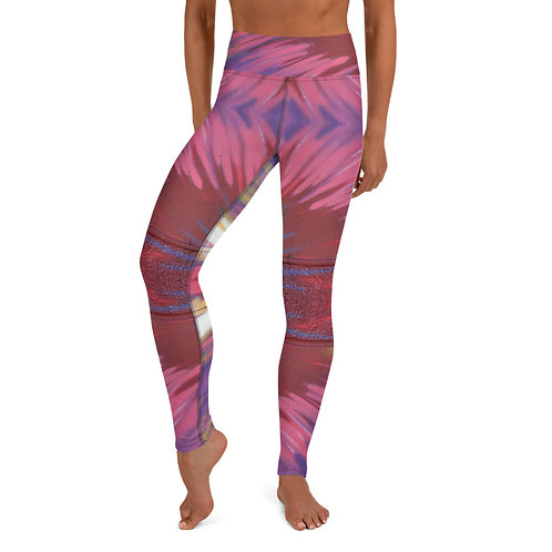 Break through fever Yoga Pants
