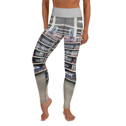 Rack Up Yoga Leggings