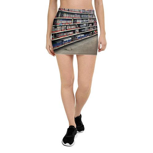 Rack Up Mini Skirt