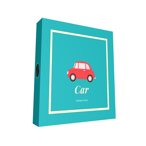 """Car"" Sample Pack"