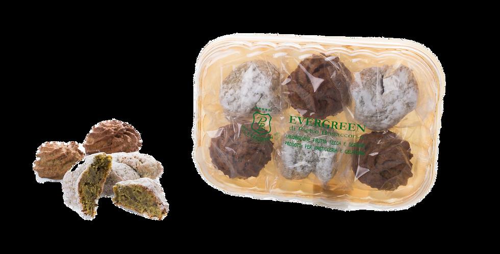 Sicílske pistáciové koláčiky, 150g