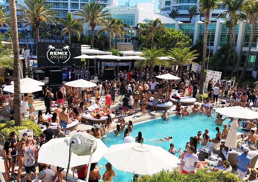 Remix Pool Party