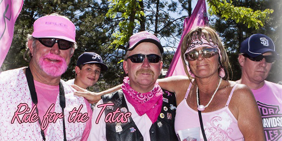 Ride for the Tatas 2020
