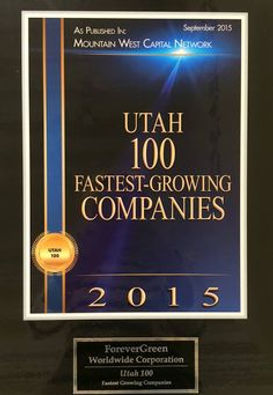 Rated as one of Utahs fastest growing companies