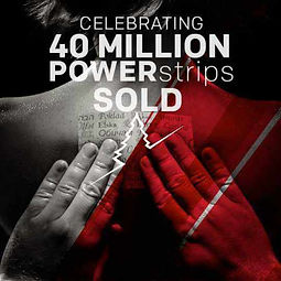 PowerStrips -40 Million Sold