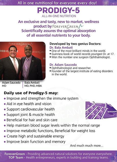 Drs Bala Ambati and Dr. Adam Saucedo