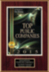 Top Public Companies of Utah 2015