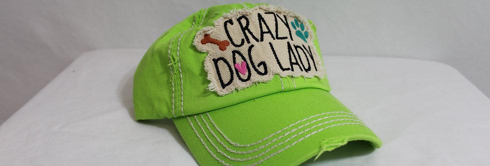Dog Lady Hat