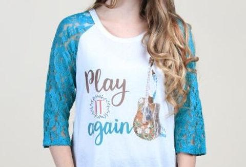 Play It Again Top