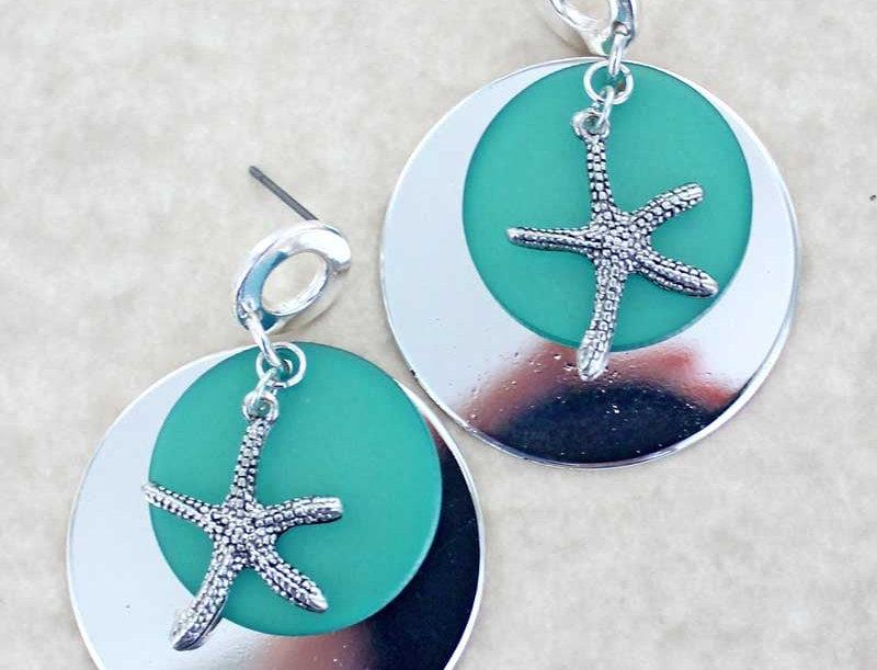 Star Fish Earrings