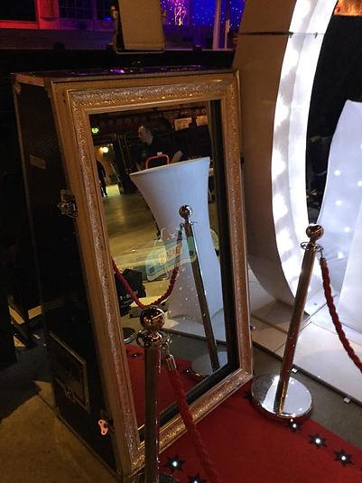 Selfie Mirror Hire Norfolk