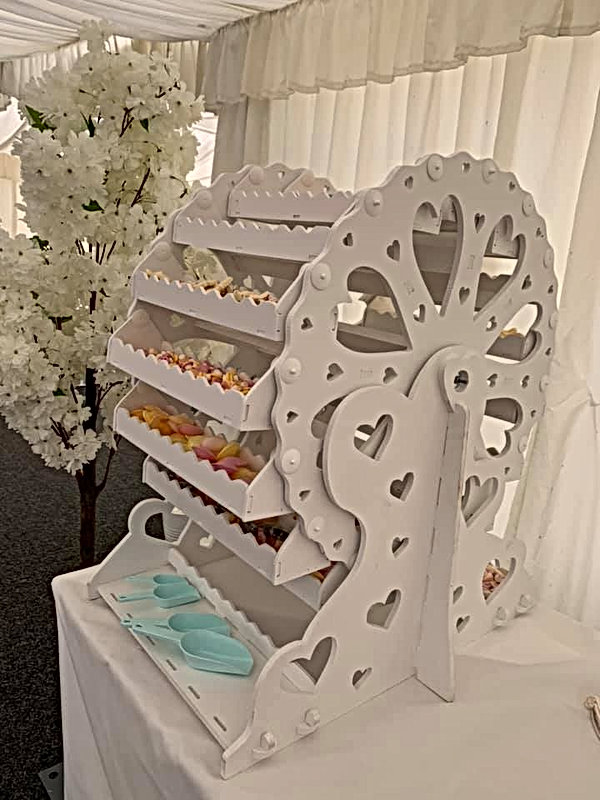 Sweet Ferris Wheel Hire Norfolk