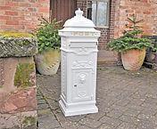Giant Wedding Post Box Hire Norfolk