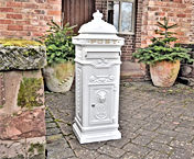 Giant Wedding Post Box Hire Norfolk