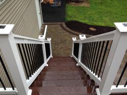 Decking Stairs