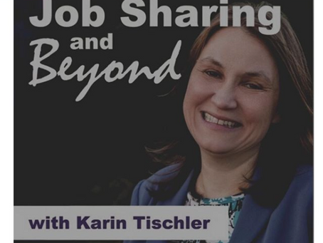 Going International: A Podcast with Job Sharing and Beyond
