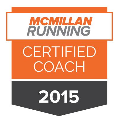 McMillan Running Certified Coach