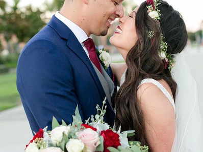 Real Wedding Series: Ismael & Kimberly