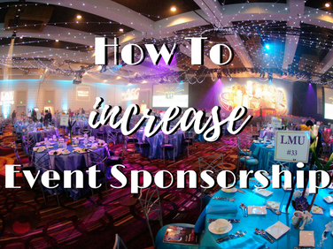 How To Increase Event Sponsorship- 2017