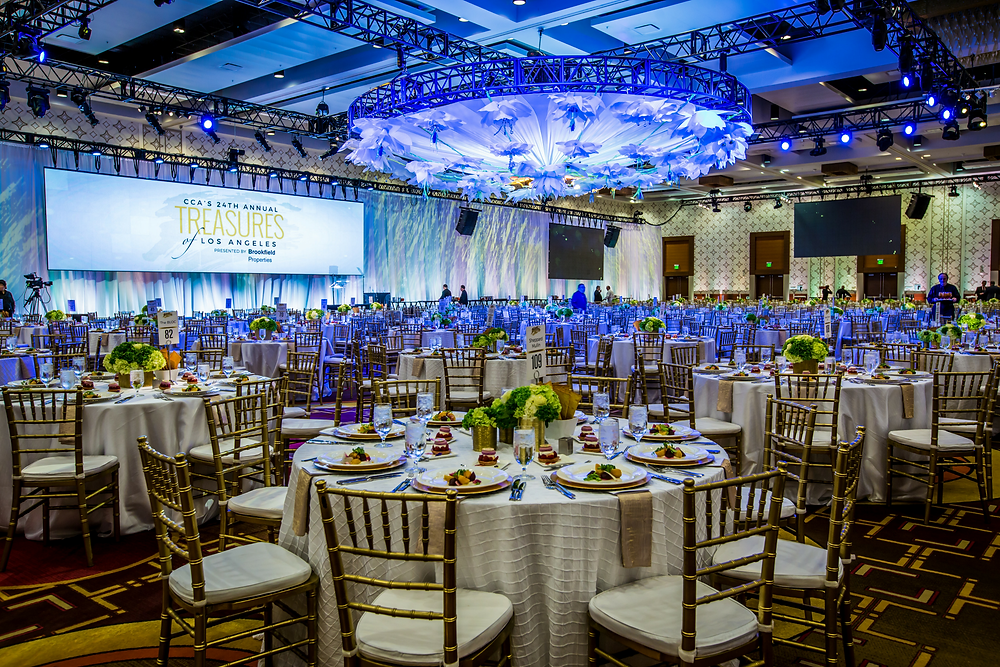 Event Production in Los Angeles