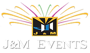 J&M Events Logo NEW- transparent white t