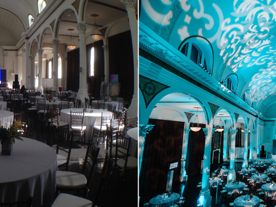 Event Lighting Ideas (Before & After)