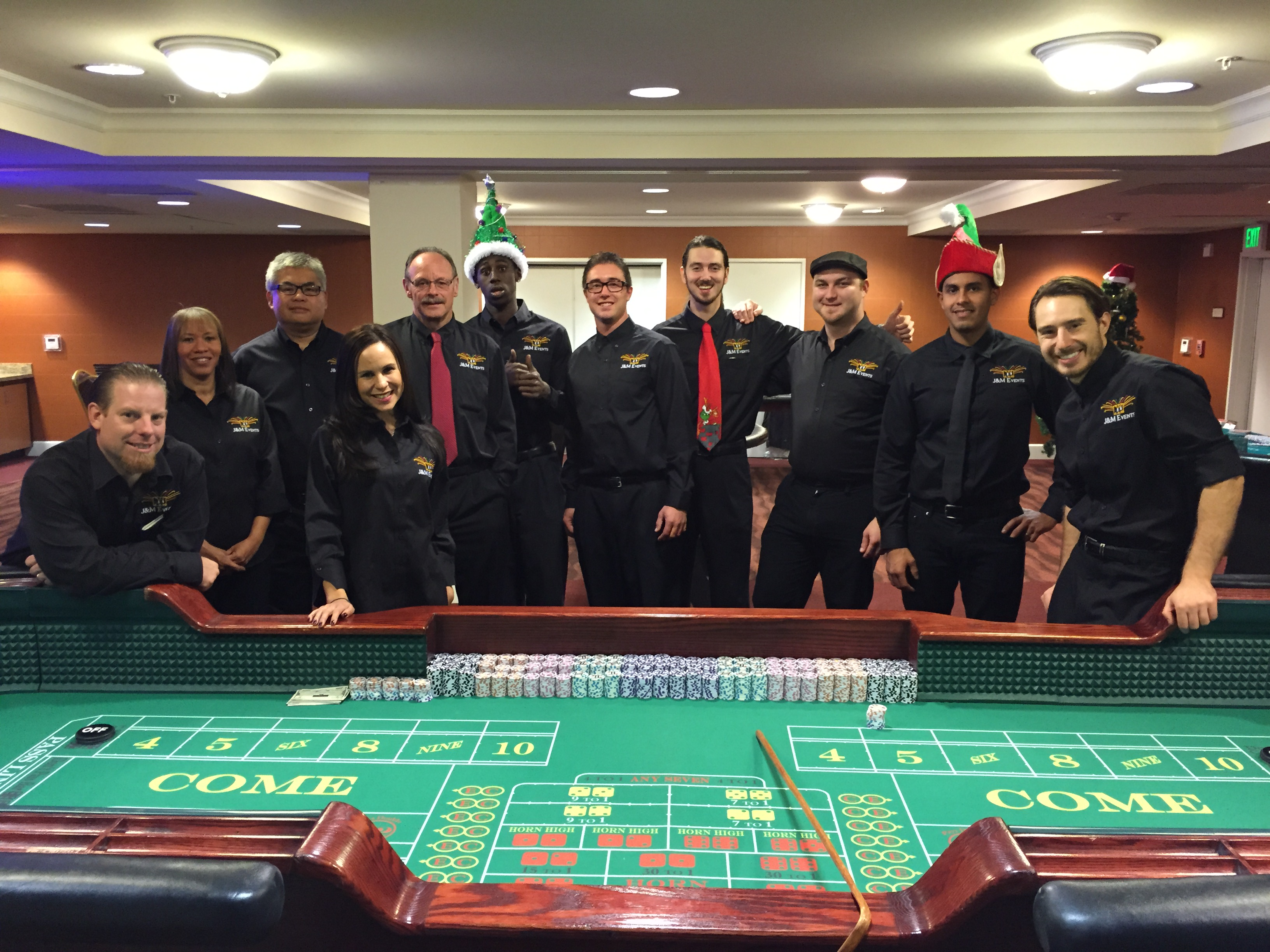 Casino Event Staff, Los Angeles CA