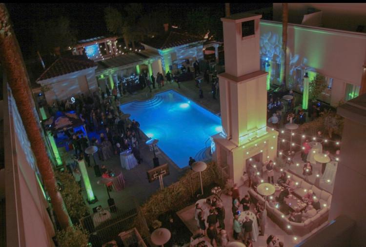 Hyatt, Valencia Grand Re-opening Event