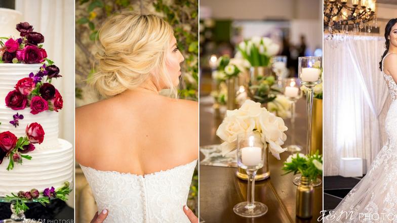 February's Bellisima Bride Bridal Show Recap