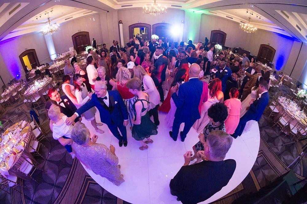 Santa Clarita Wedding DJ