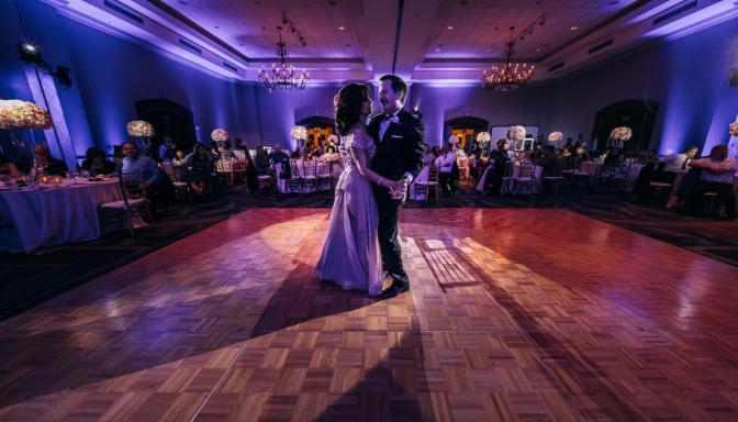 Hyatt, Valencia Wedding After