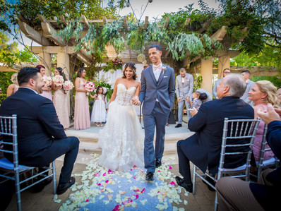 7 Wedding Recessional Songs You'll Love