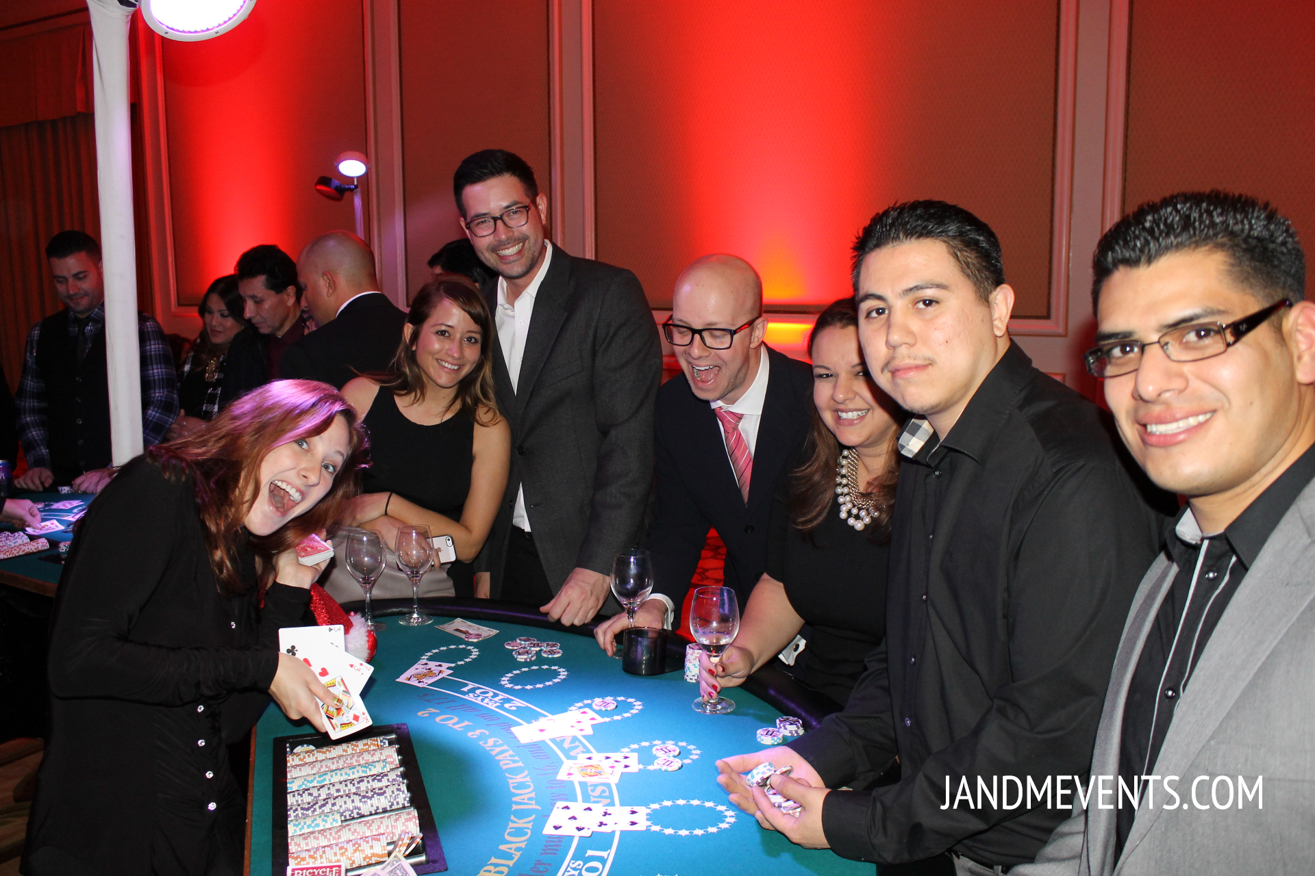 Casino Blackjack Party @ The Langham