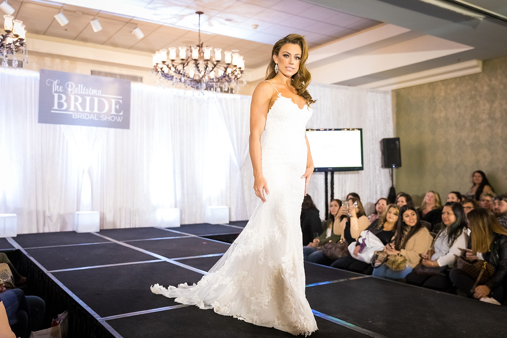 Cruz's Bridal at the Bellisima Fashion Show