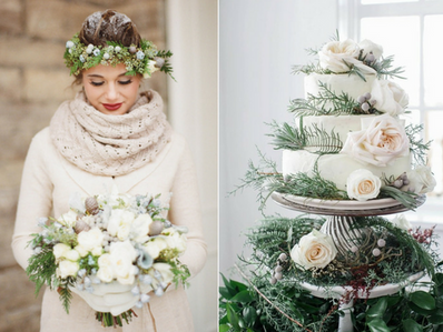 The Top 8 Do's & Don'ts For Your Winter Wedding