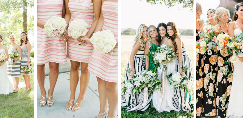 4 Unique Ideas For Dressing Your Bridesmaid