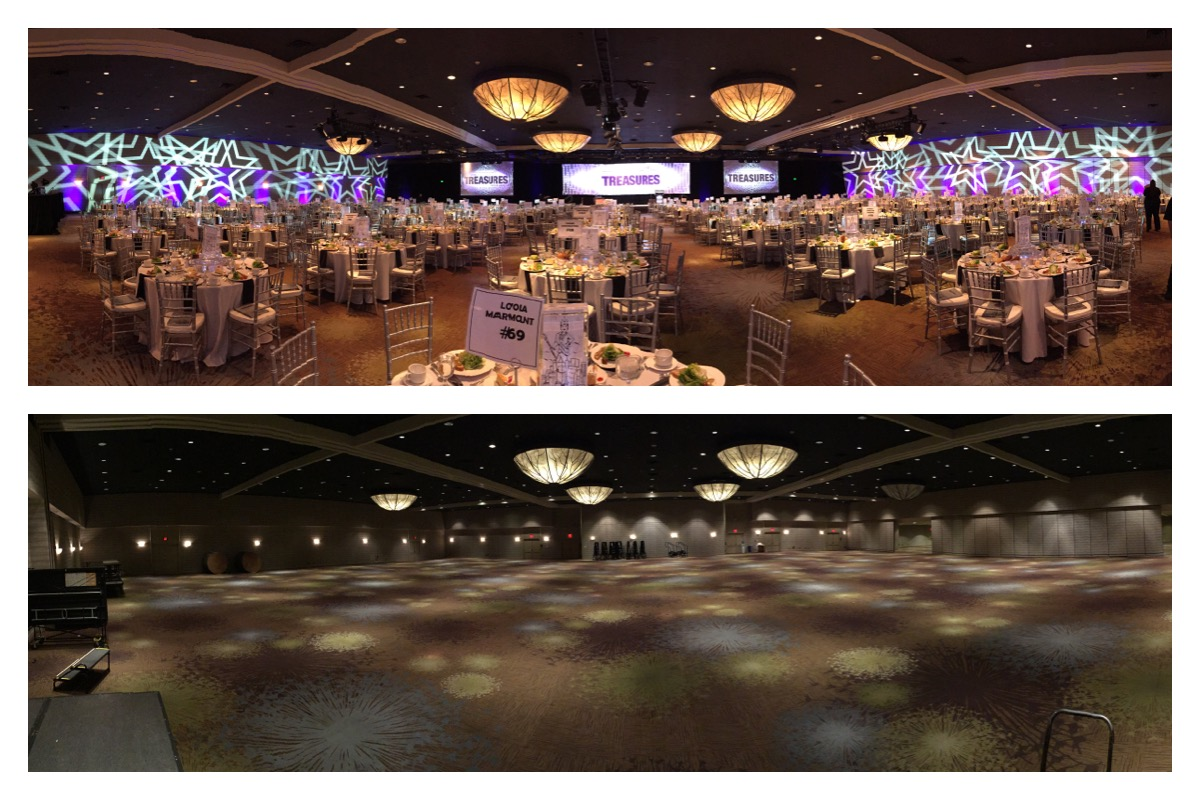 Event Production at the Bonaventure