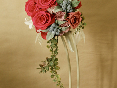 Preserve your wedding bouquet to keep it beautiful!