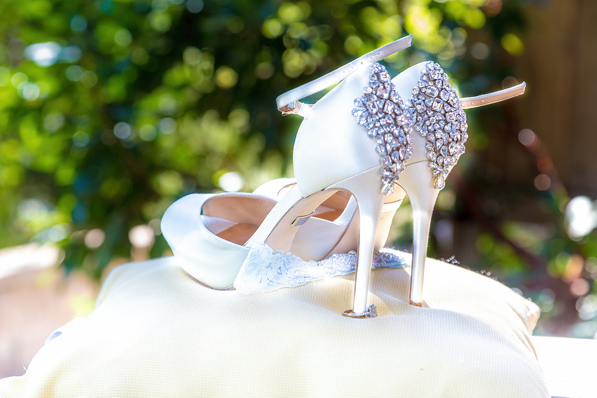 Wedding Planning Details- shoes
