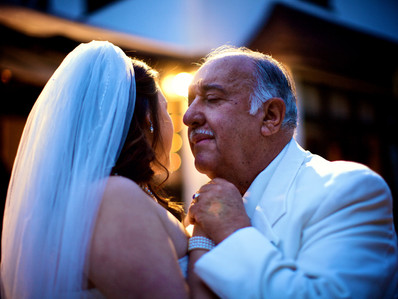 Create a special moment with dad at your wedding by knowing how to have the perfect father/daughter