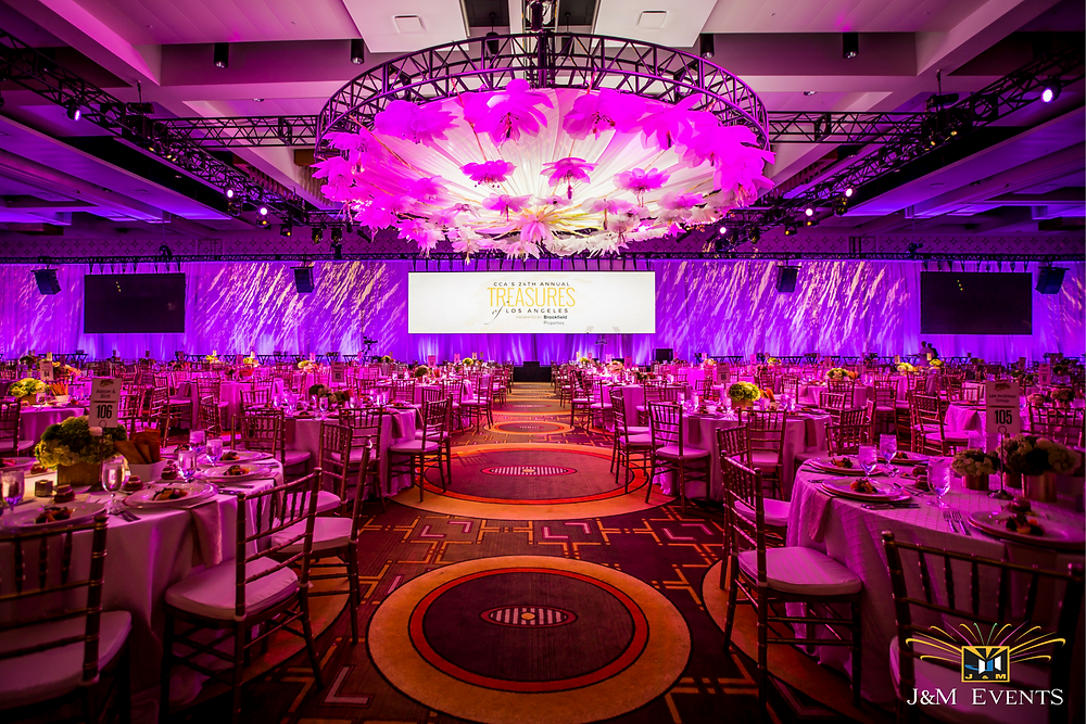 Event Lighting in Los Angeles
