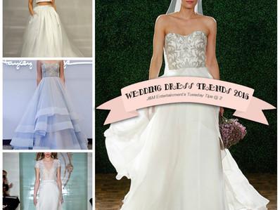 Los Angeles Wedding Dress Trends 2015