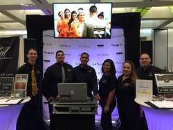 J&M Crew at LA Convention Center