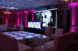 LED Dance Floor Screen & Facade