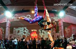 Human Chandelier Cirque du Soleil