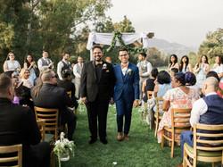Los Angeles Wedding Ceremony